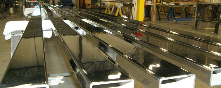 Metal Polishing Near Me >> Metal Polishing Metal Finishing Architectural Metals
